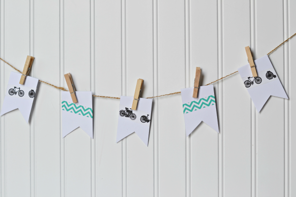 summer bucket list clothesline