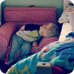 The Day My Son Smeared Poop on the Walls (and We Kissed Naptime Goodbye).