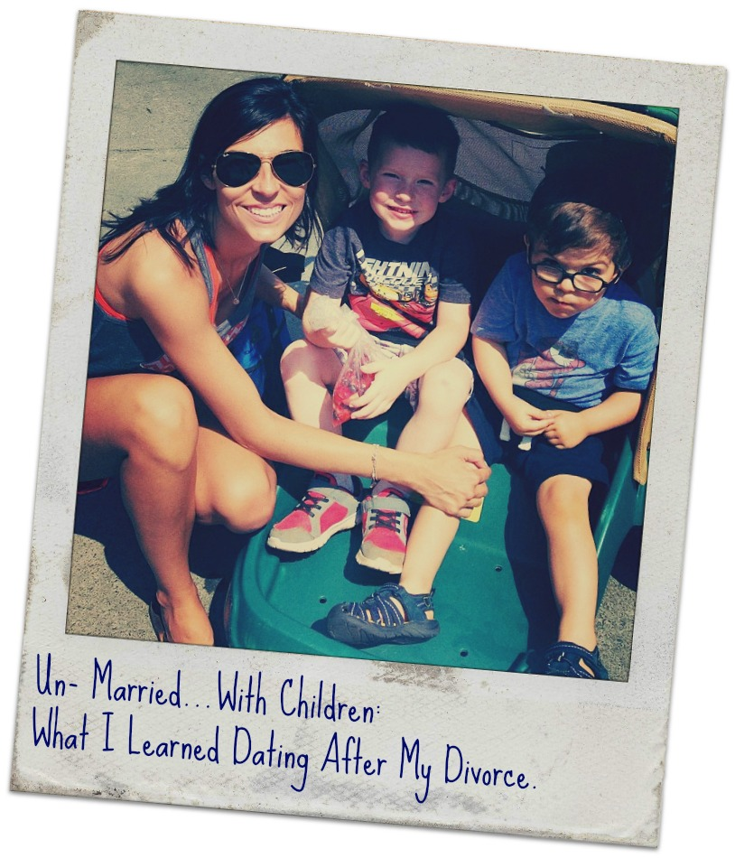 Dating after divorce with children rob dyrdek dating chanel