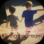 #livingthedream.