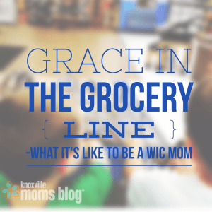 Grace in the Grocery Line