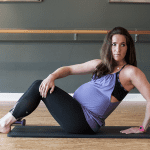 Working Out While Pregnant :: Tips from Neighborhood Barre