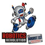 Robotics Revolution at The Muse Knoxville on August 1st