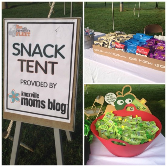 KMB Snack Tent