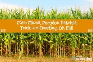 2015 Knoxville Moms Blog List of Knoxville Corn Mazes and Pumpkin Patches