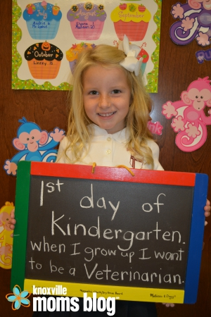 Quinley Kindergarten two