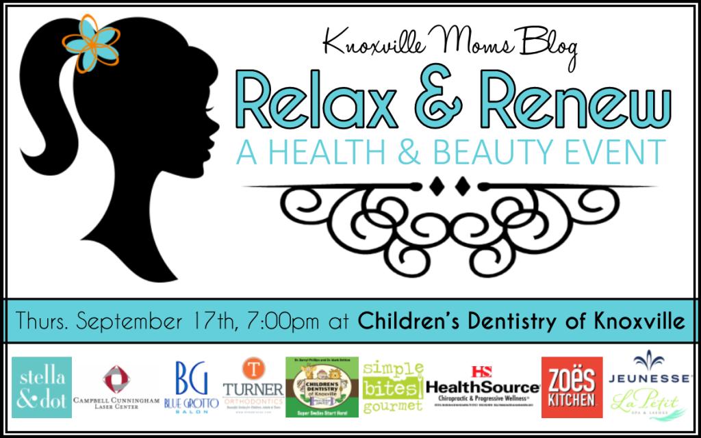 Relax & Renew KMB Event