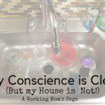 My Conscience is Clean (but My House is Not)