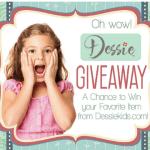 Dessie Kids-Designer and Boutique for Less! {Giveaway}