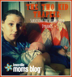 The Two Kid Trapze | Knoxville Moms Blog