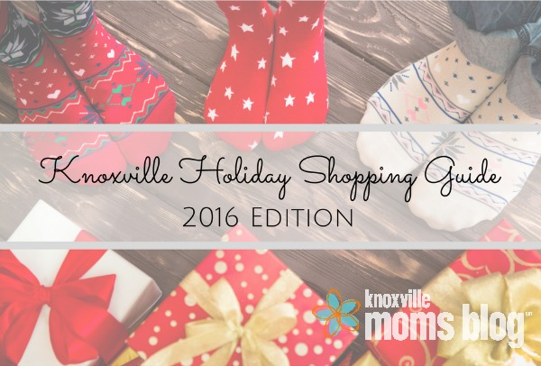 2016 Knoxville Holiday Shopping Guide