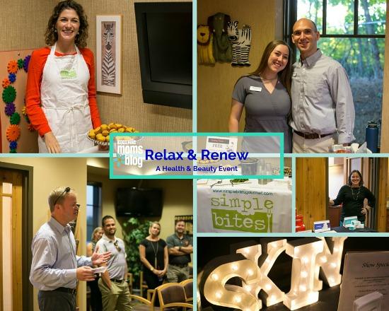 Relax & Renew 1