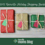 Knoxville Holiday Shopping Guide {2015}
