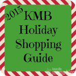 Come Shop with Us: The 2015 KMB Holiday Shopping Guide {Giveaway}