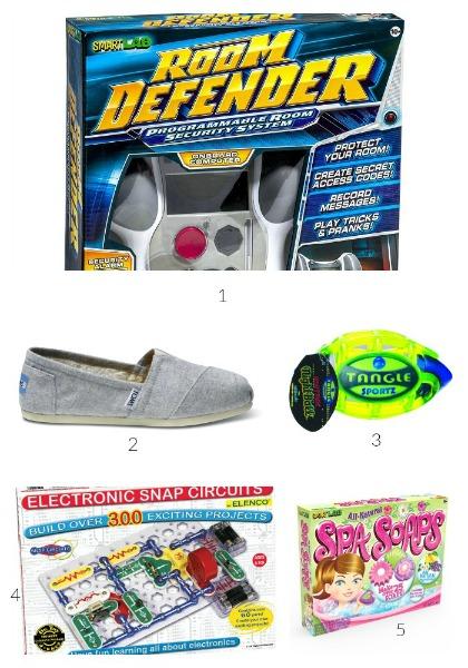 KMB Gift Guide Kids 8-11