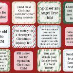12 Days of Seasonal Service Ideas for Families