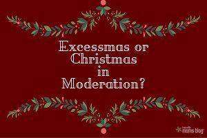 Christmas inModeration