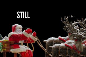 Santa and Reindeer Final