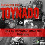 Surviving the Toy-nado: Tips to Declutter After the Holidays
