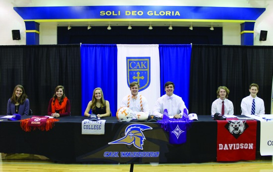 CAK Signing Day