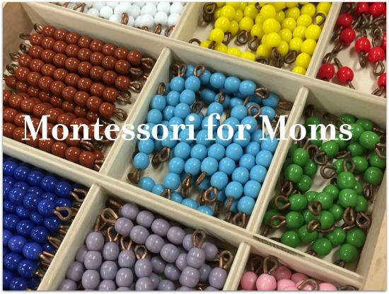 Montessori for Moms