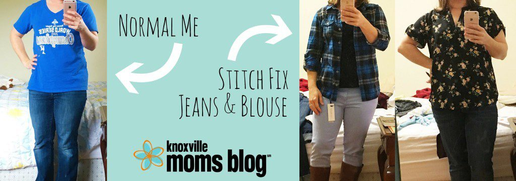 Normal Me and Stitch Fix
