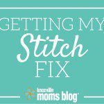 Getting My {Stitch} Fix