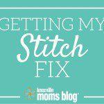 Getting My {Stitch} Fix