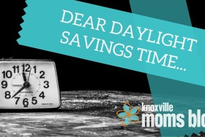 Dear Daylight Savings Time