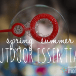 Spring and Summer Outdoor Essentials