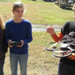 Tate's Middle School Students Soar with New Drone Curriculum