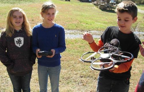 Tate's Drone