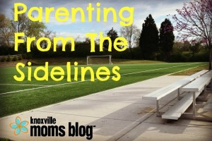 parenting from the sidelines