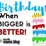 The Birthday Party Debate: When Bigger is Better