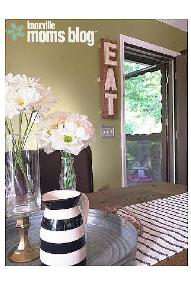 Farmhouse Inspired Kitchen Sign: Rustic DIY Decor