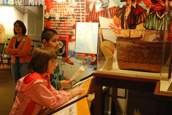 ETHS Inside Museum