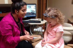 Pediatric Dentist tools