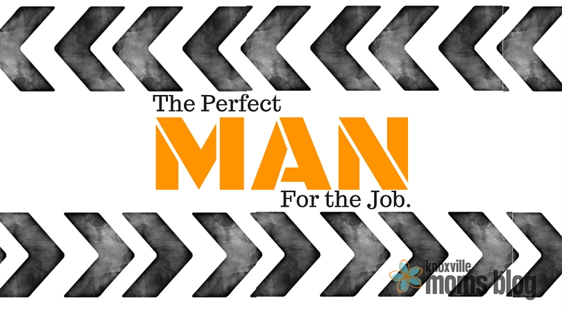 The Perfect Man for the Job