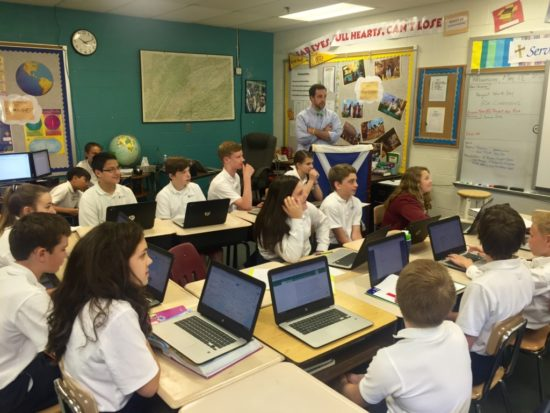 Google Chromebooks Class