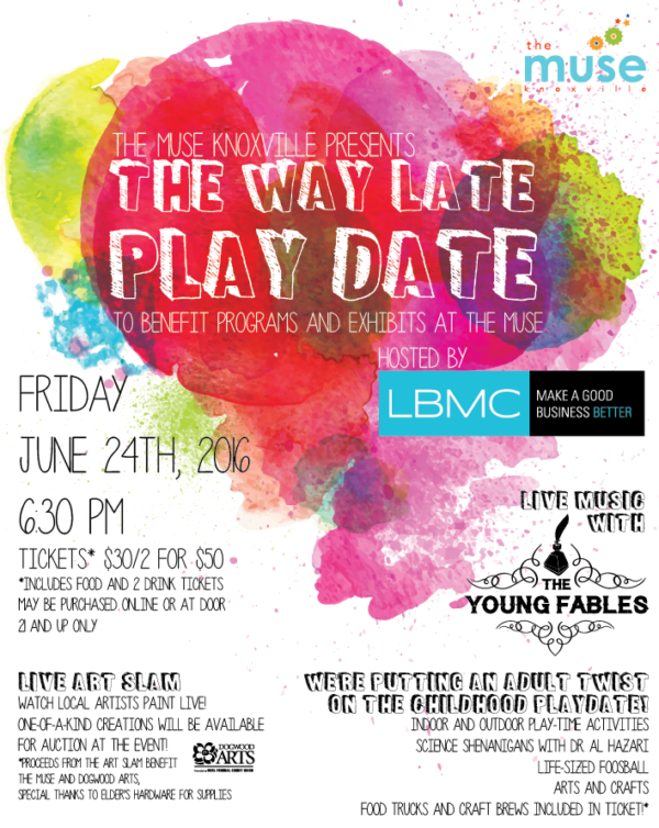 The Way Late Playdate