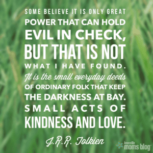 Tolkien Acts of Kindness