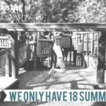 We Only Have 18 Summers