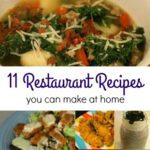 11 Restaurant Recipes You Can Make at Home