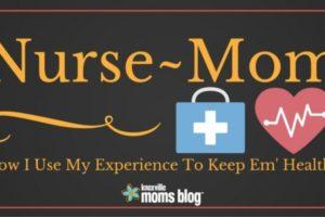 Nurse-mom Ashley K.
