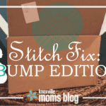 Stitch Fix: Bump Edition