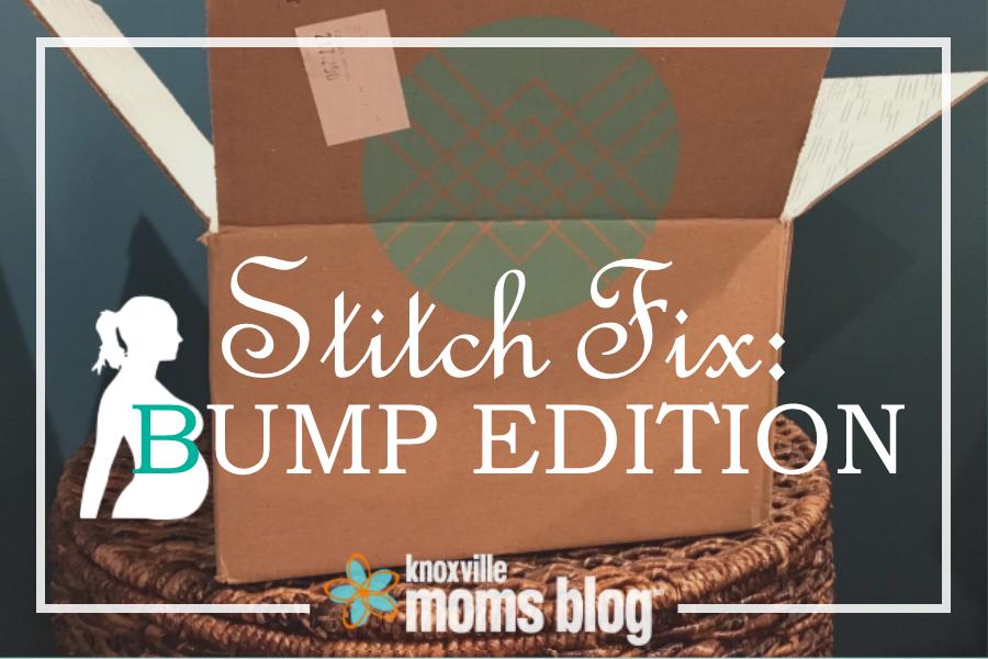 Stitch Fix Bump Edition