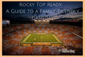 UT Game Day Family Friendly Guide