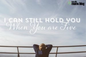I Can Still Hold You