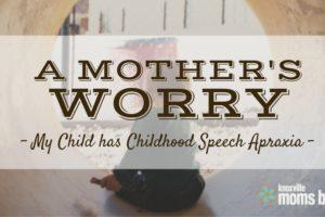 Childhood Speech Apraxia
