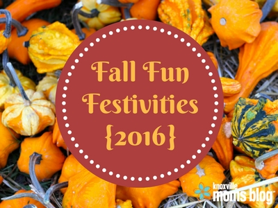 2016 Knoxville Fall Activities